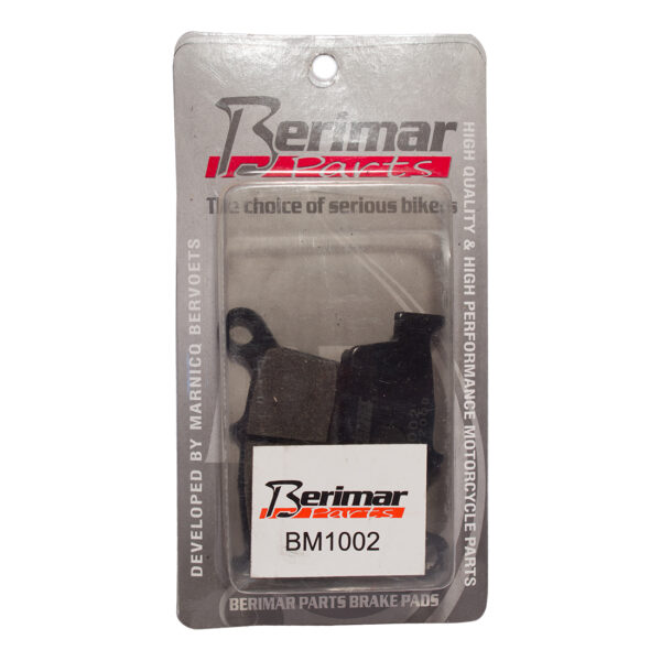 BERIMAR PARTS Semi-Sintered Remblokken Endress EMR 50 95-